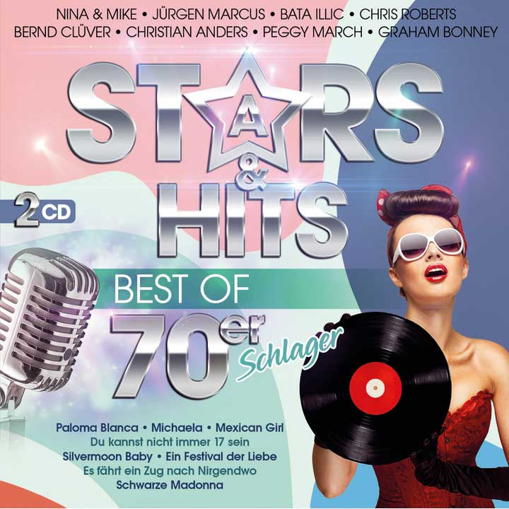Stars & Hits: Best of 70er Schlager