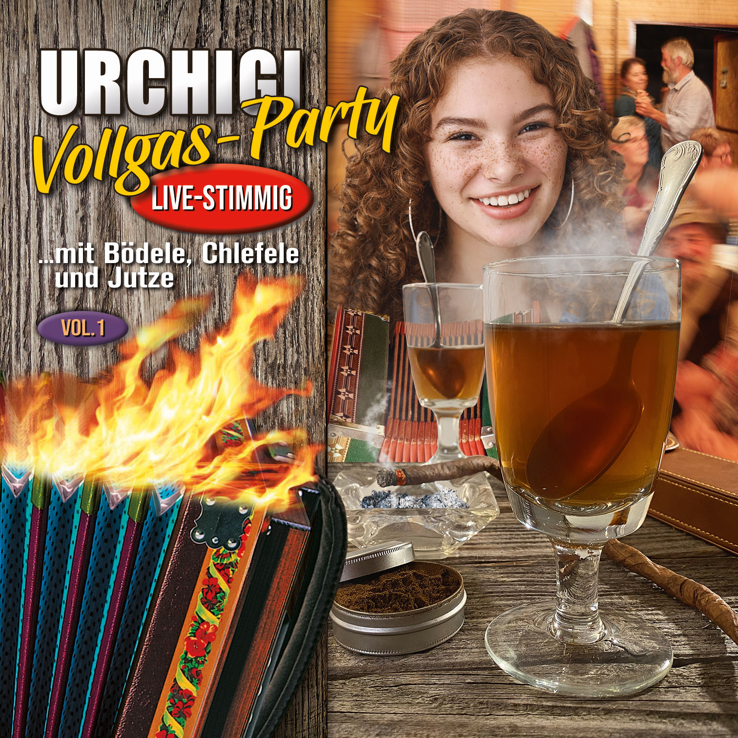 Urchigi Vollgas-Party